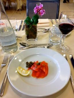 Severn and Wye Oak Smoked Salmon