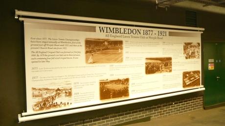 Wimbledon por Dentro