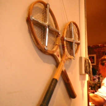 Tenis y más tenis