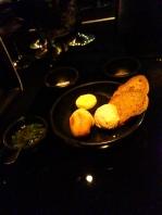 Pan, Manteca y Salsa Criolla