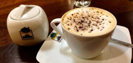 Un Cappuccino Como Debe Ser