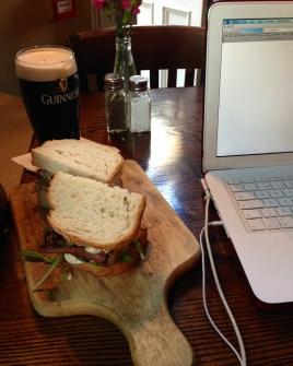 Otro Minute Steak Sandwich