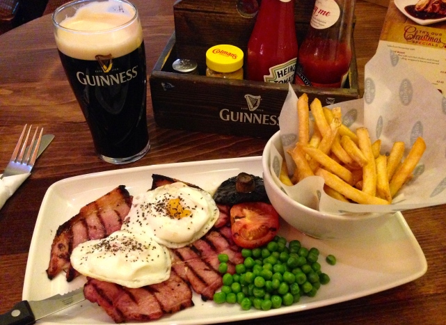 Gammon & Eggs de O'Neills
