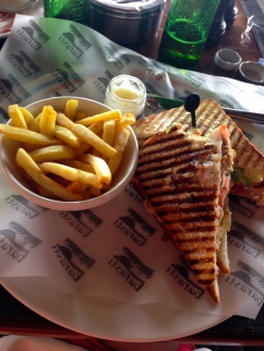 Club Sandwich en Barasti