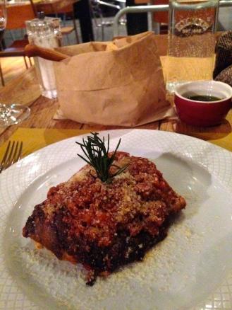 Lasagna del Chef