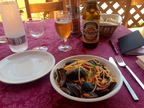 Spaghetti a la Tarantina