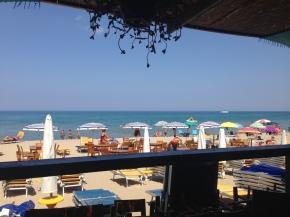 La playa de Cefalú