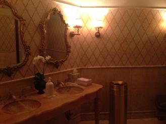 Finalmente.. los baños