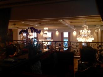 El Champagne Bar desde el Rose Bar