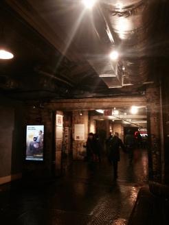 Los pasillos del Chelsea Market