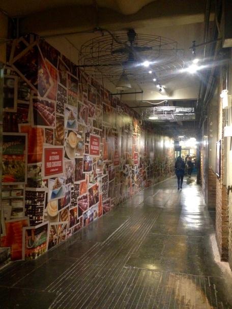 Los pasillos del Chelsea Market II