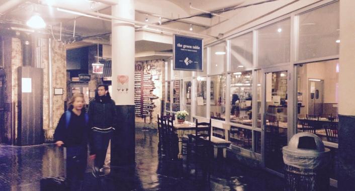 Los pasillos del Chelsea Market III