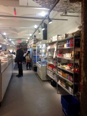 Seafood Market / Mercado de Pescados de Mar