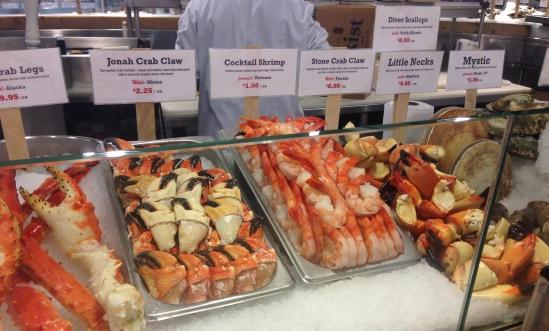 Frutos de mar