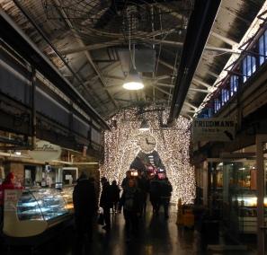 Los pasillos del Chelsea Market IV