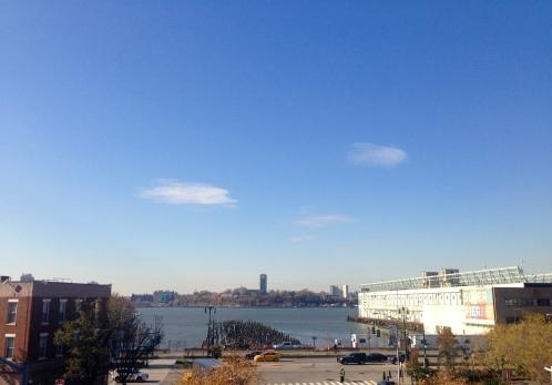 Una postal del High Line