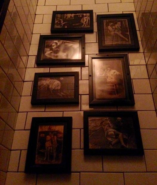 Fotos en el Toilette