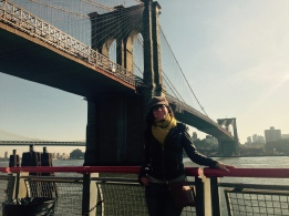 El puente y yo