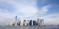 Manhattan desde el ferry