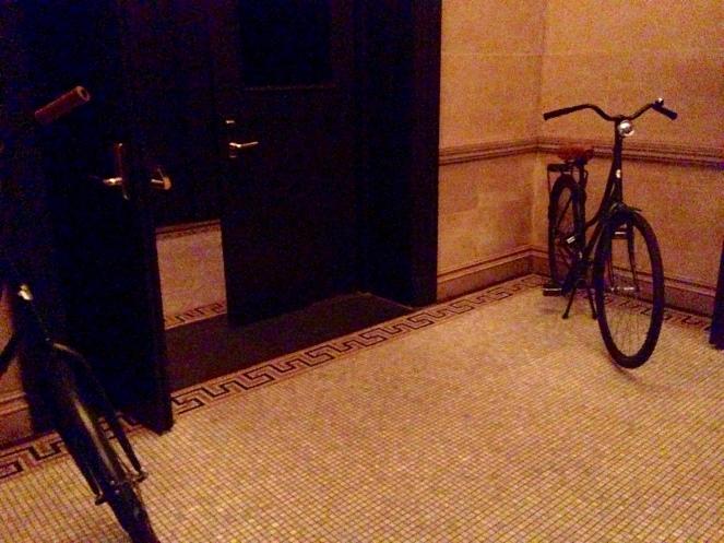 Entrada del NoMad Hotel