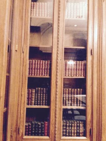 En la librería más antigua