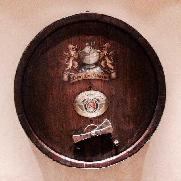 El sello de zum Spöckmeier