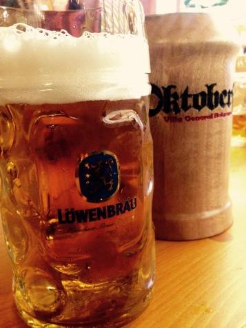 Löwenbräu cerveza