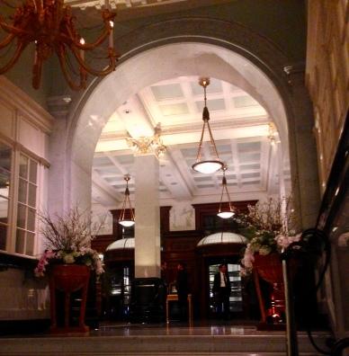 Pasillos del Savoy