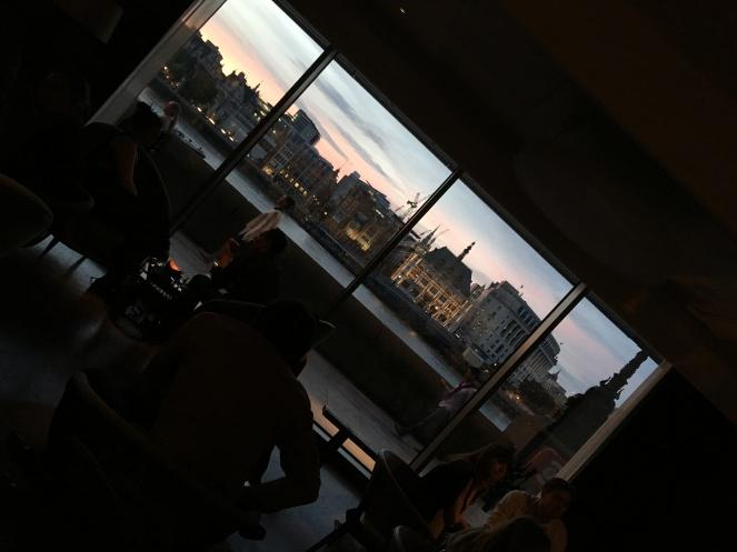 Bar con una vista